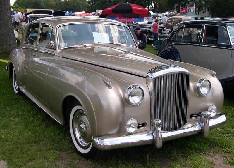 Bentley S II 1959 - 1962 Cabriolet #3