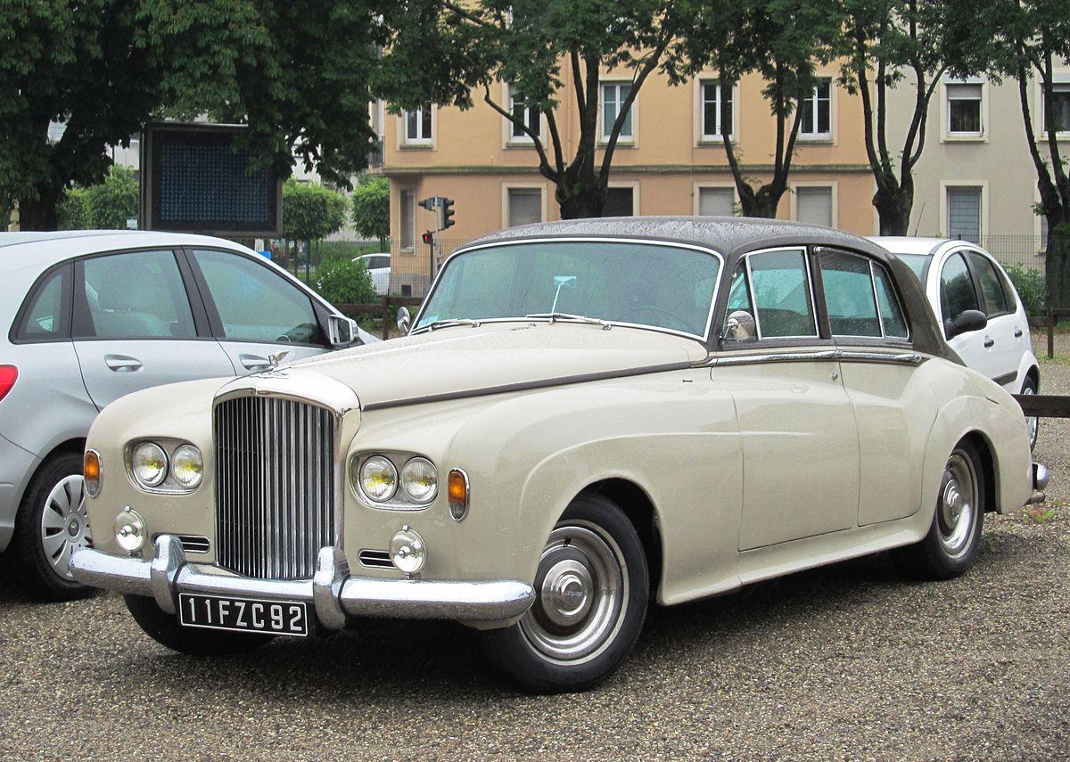 Bentley S III 1962 - 1965 Coupe #6