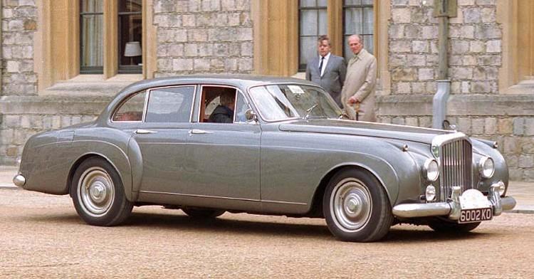 Bentley S III 1962 - 1965 Coupe #1