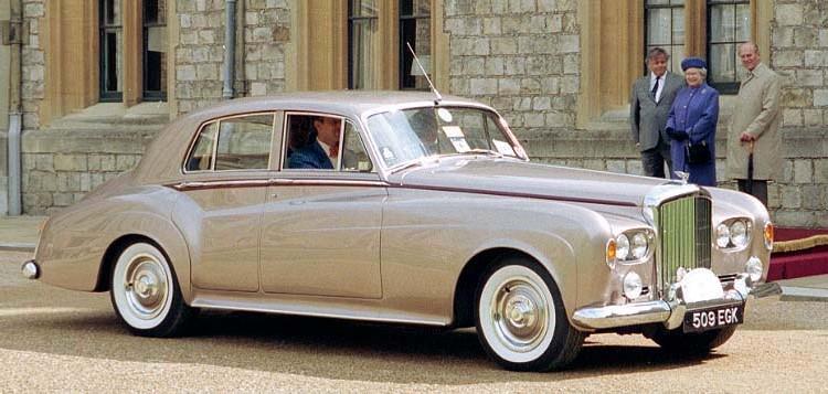 Bentley S III 1962 - 1965 Coupe #2