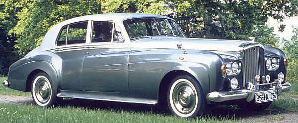 Bentley S III 1962 - 1965 Coupe #3