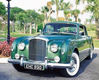 Bentley S III 1962 - 1965 Coupe #8