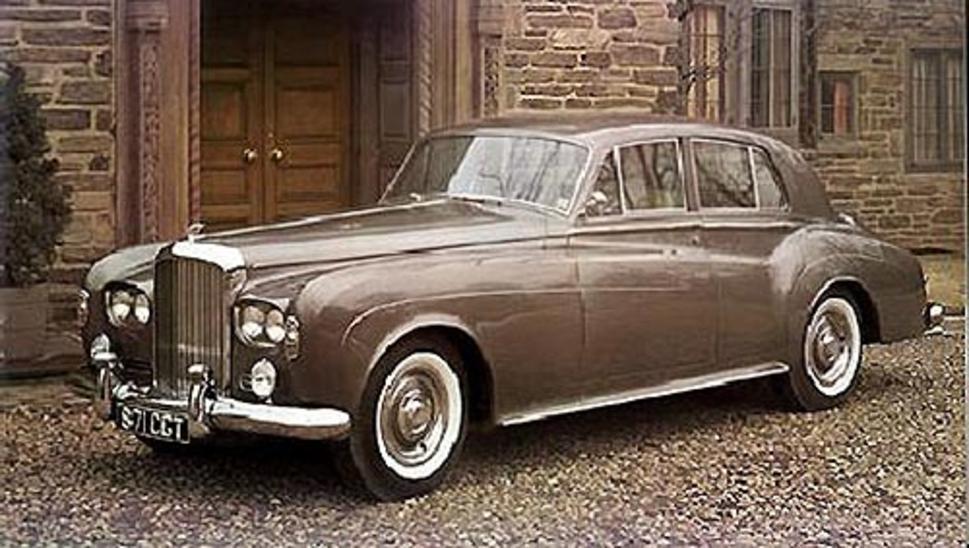 Bentley S III 1962 - 1965 Coupe #4