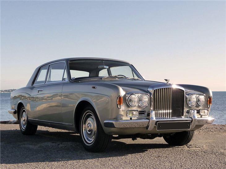 Bentley T-Series 1965 - 1980 Coupe #8