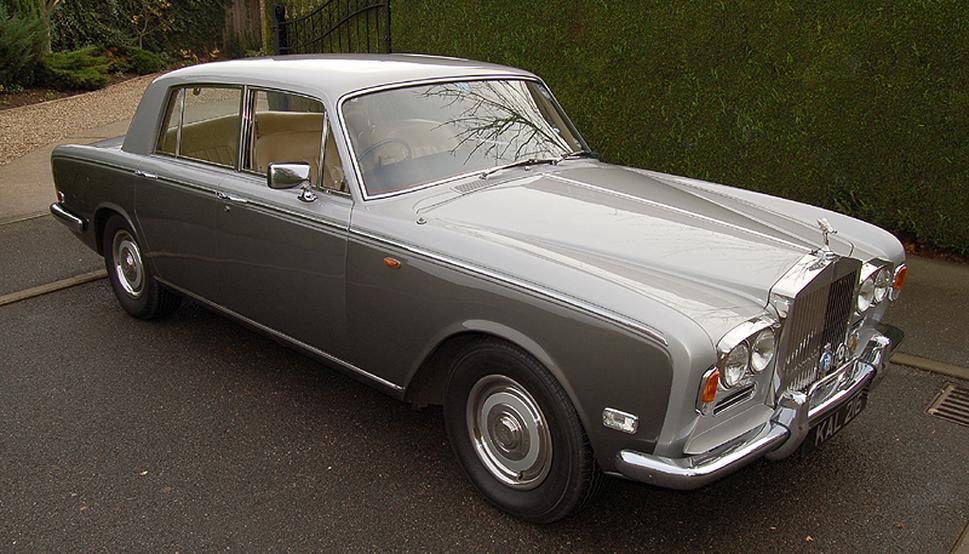 Bentley T-Series 1965 - 1980 Coupe #2