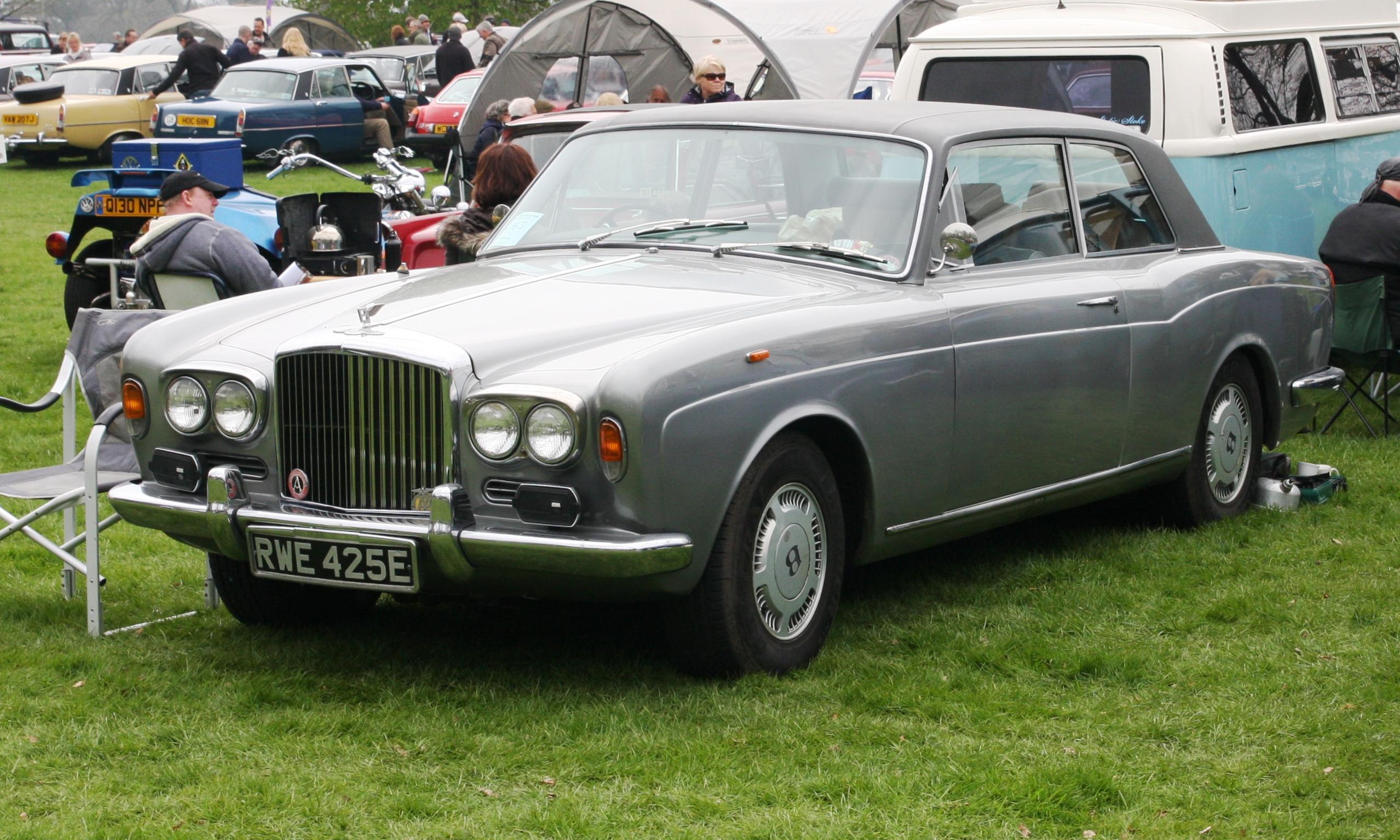 Bentley T-Series 1965 - 1980 Coupe #5