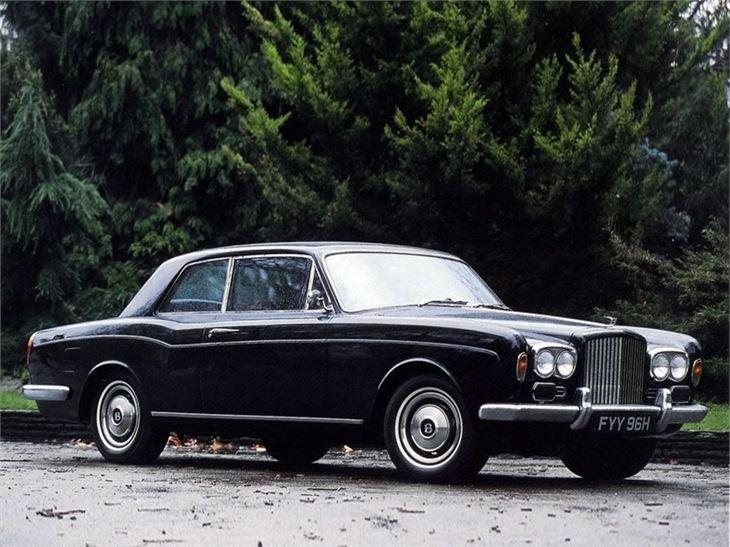Bentley T-Series 1965 - 1980 Coupe #4