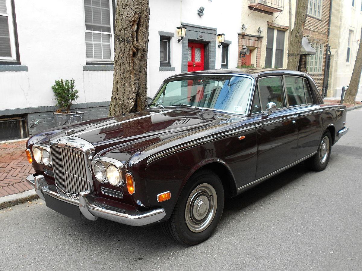 Bentley T-Series 1965 - 1980 Coupe #7