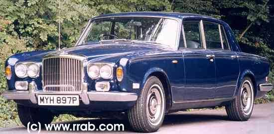 Bentley T-Series 1965 - 1980 Coupe #3