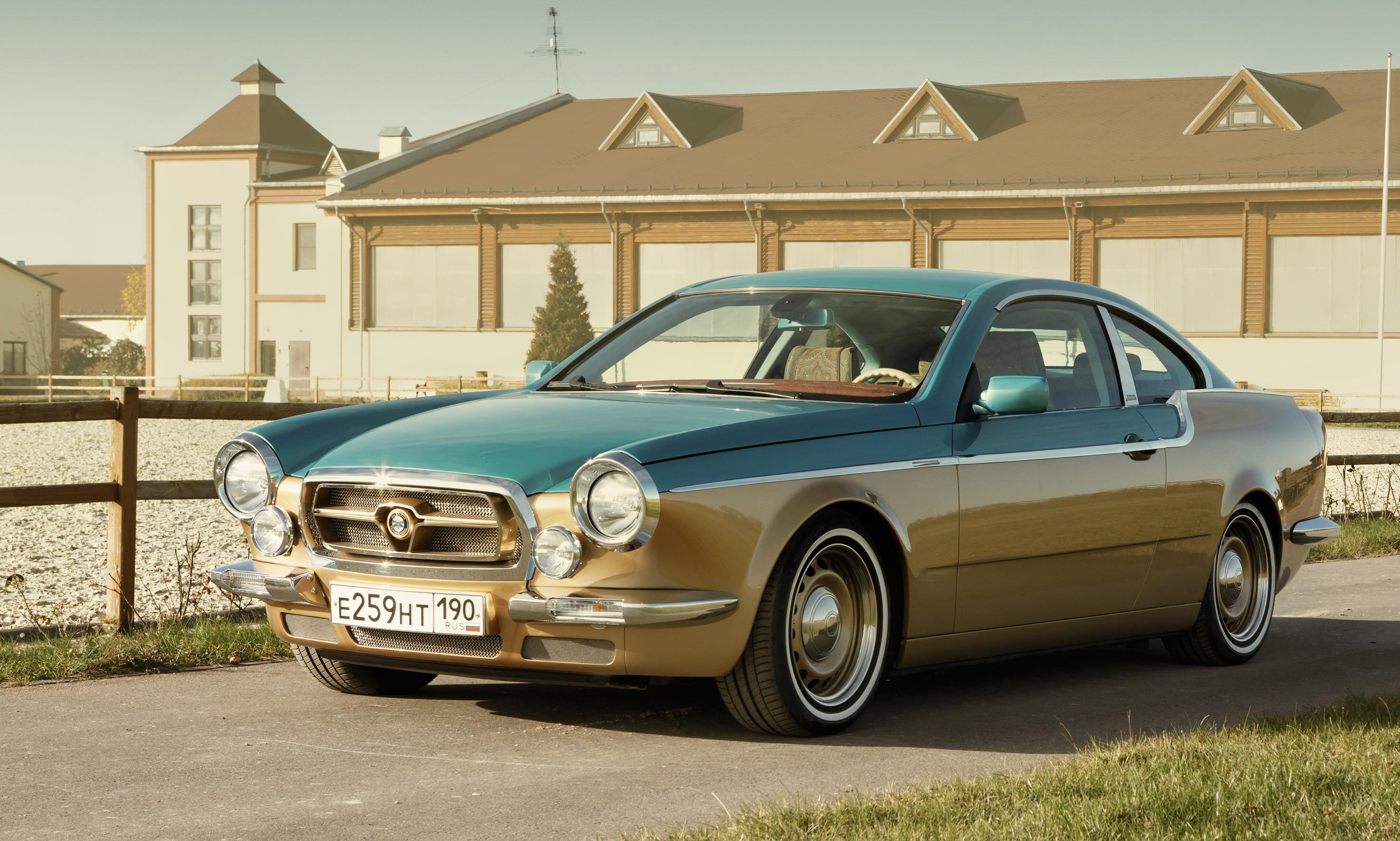 Bilenkin Vintage I 2015 - now Coupe #4