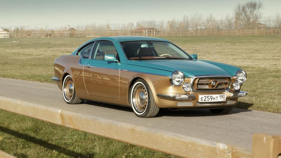 Bilenkin Vintage I 2015 - now Coupe #7