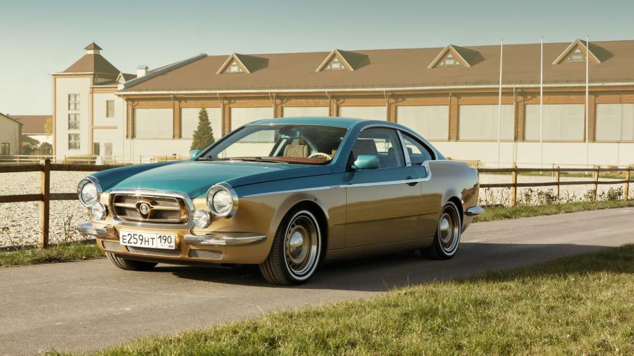 Bilenkin Vintage I 2015 - now Coupe #5