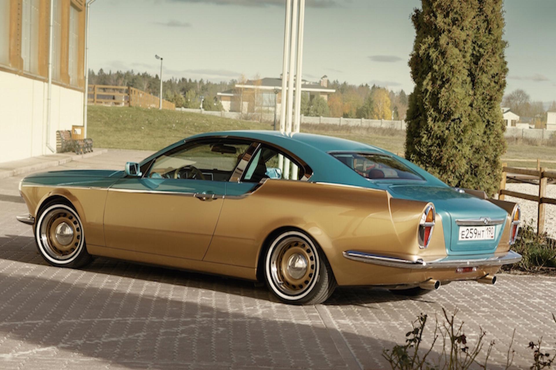 Bilenkin Vintage I 2015 - now Coupe #8