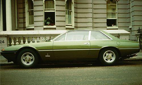 Bitter CD 1973 - 1979 Hatchback 3 door #2