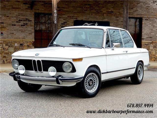 BMW 02 (E10) I 1966 - 1977 Cabriolet #1