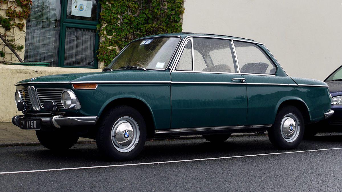 BMW 02 (E10) I 1966 - 1977 Sedan 2 door #8