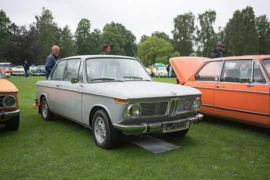 BMW 02 (E10) I 1966 - 1977 Sedan 2 door #3