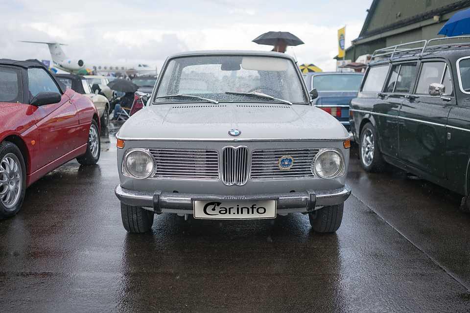 BMW 02 (E10) I 1966 - 1977 Sedan 2 door #4