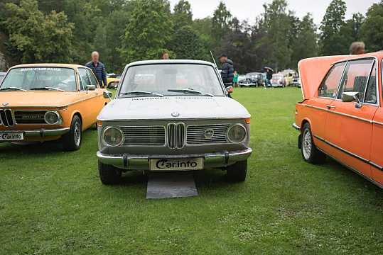 BMW 02 (E10) I 1966 - 1977 Sedan 2 door #1