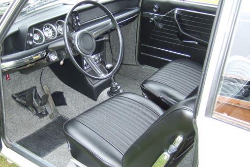 BMW 02 (E10) I 1966 - 1977 Sedan 2 door #6