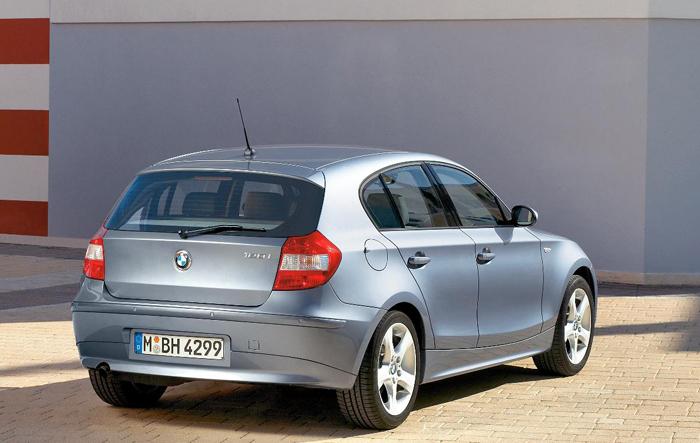 BMW 1 Series I (E81/E82/E87/E88) 2004 - 2007 Hatchback 5 door #4