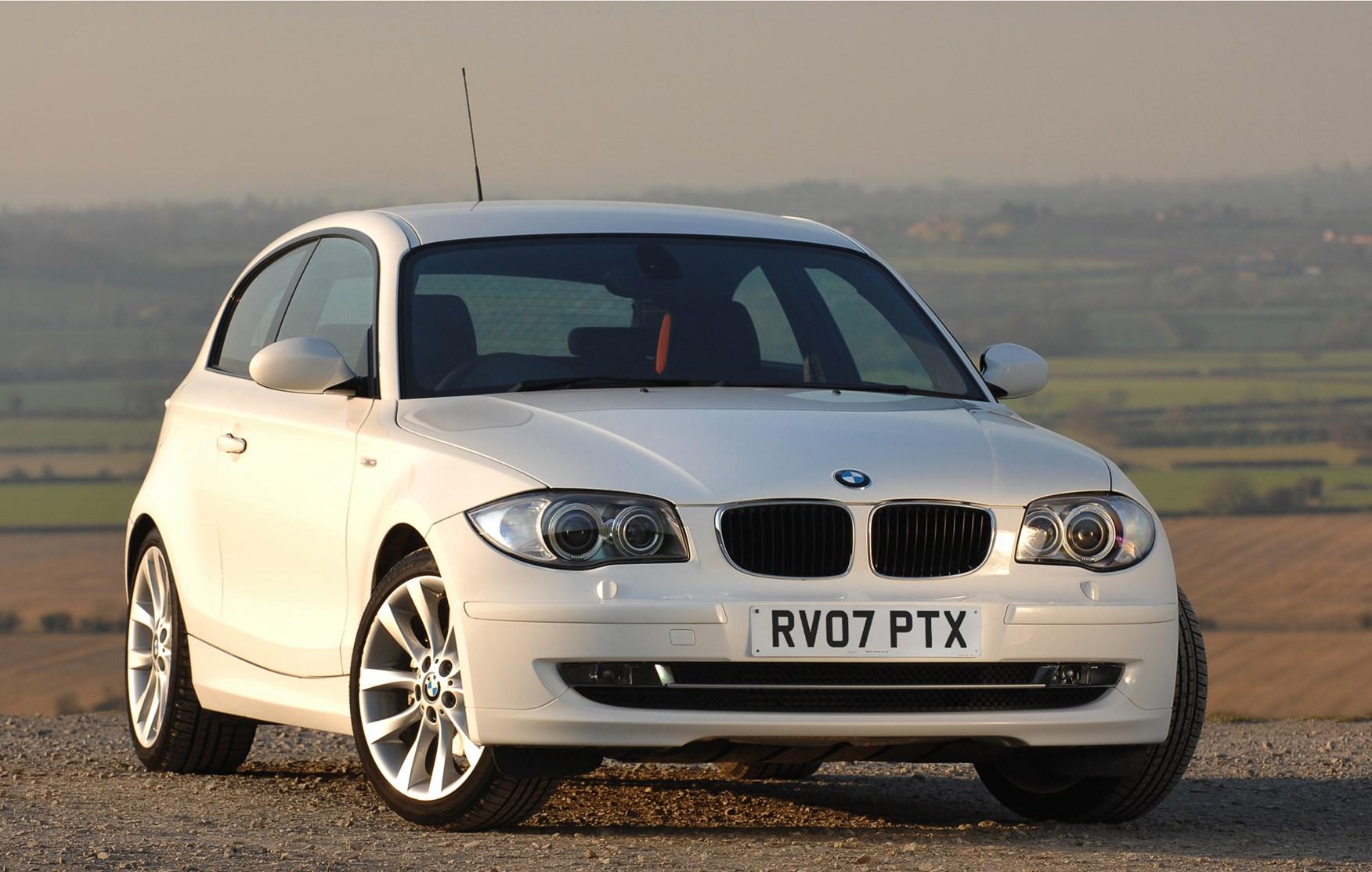BMW 1 Series I (E81/E82/E87/E88) 2004 - 2007 Hatchback 5 door #6