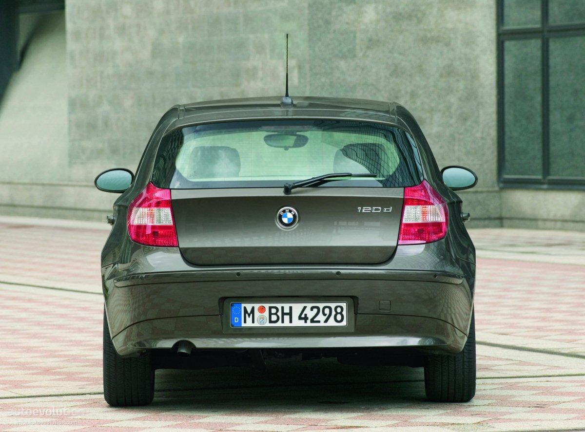 BMW 1 Series I (E81/E82/E87/E88) 2004 - 2007 Hatchback 5 door #8