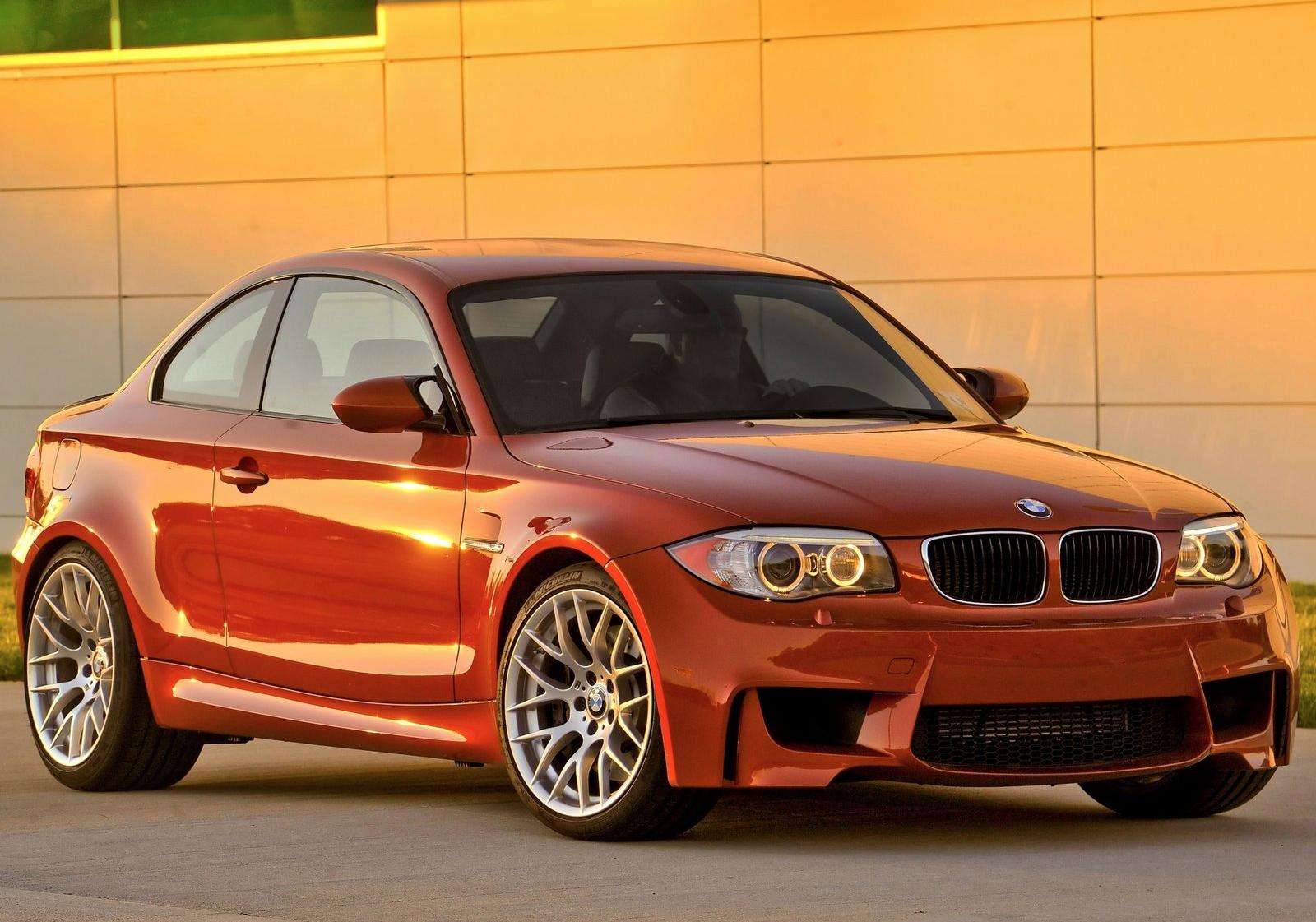 BMW 1M I (E82) 2011 - now Coupe #1