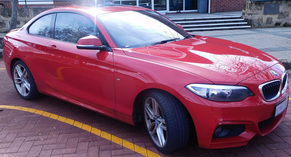 BMW 2 Series F22 2014 - now Cabriolet #8