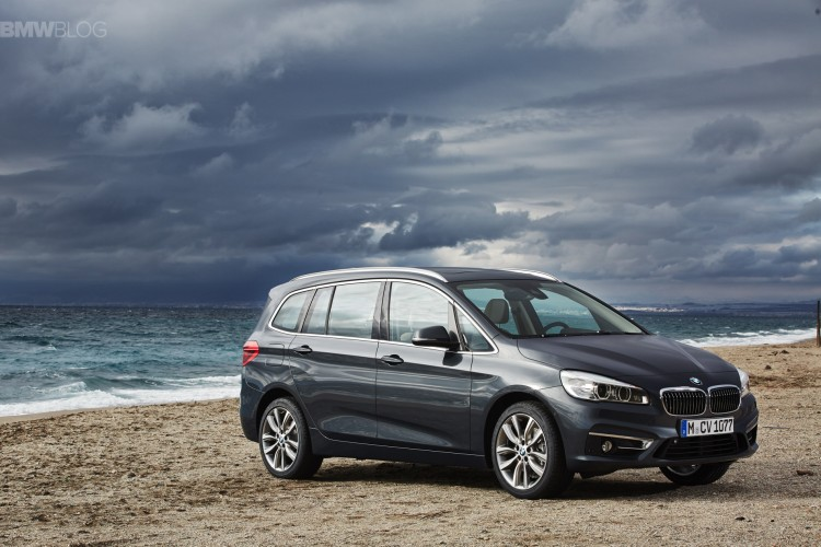 BMW 2 Series Grand Tourer F46 2015 - now Compact MPV #1