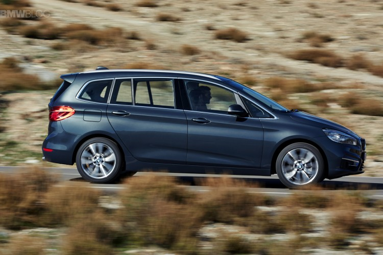 BMW 2 Series Grand Tourer F46 2015 - now Compact MPV #5
