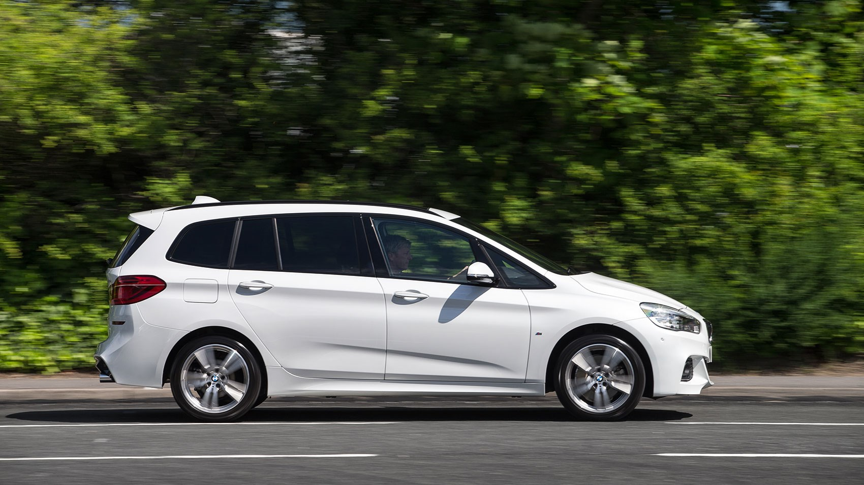 BMW 2 Series Grand Tourer F46 2015 - now Compact MPV #2