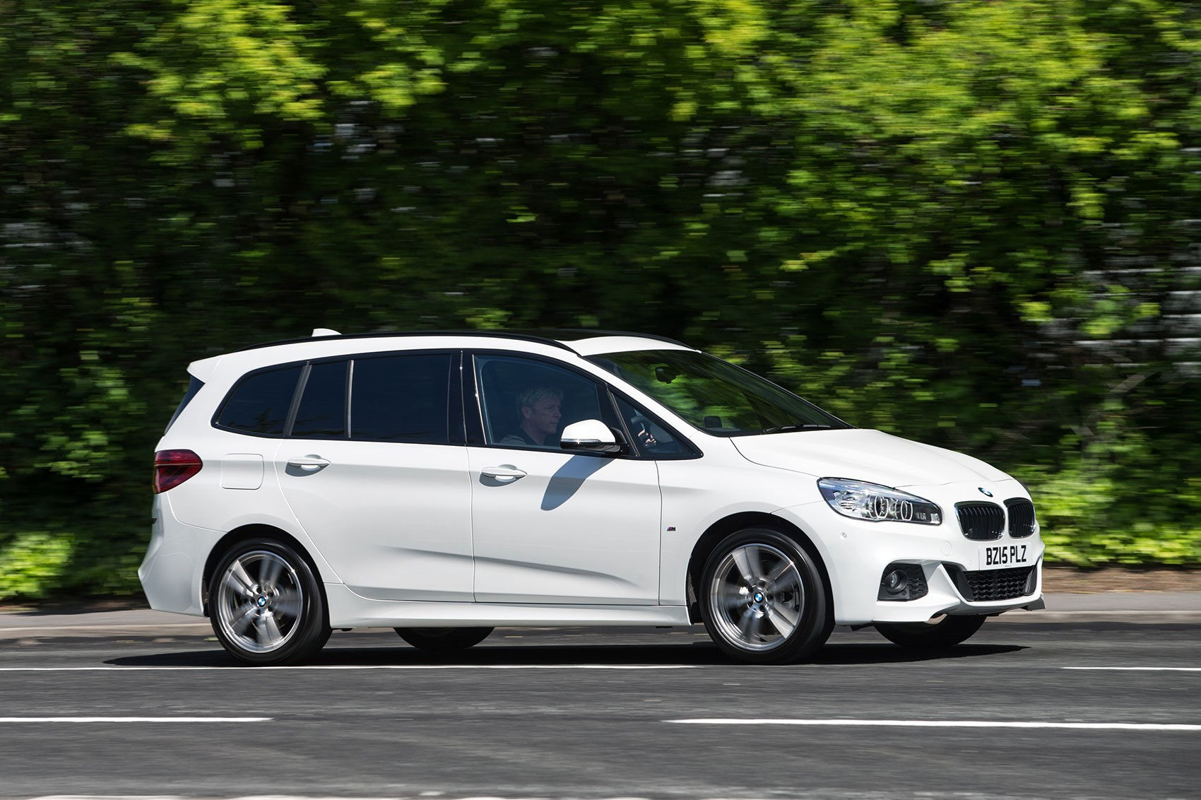 BMW 2 Series Grand Tourer F46 2015 - now Compact MPV #3