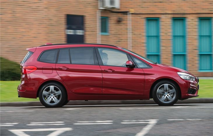 BMW 2 Series Grand Tourer F46 2015 - now Compact MPV #4
