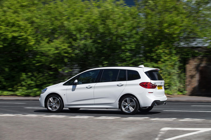 BMW 2 Series Grand Tourer F46 2015 - now Compact MPV #7