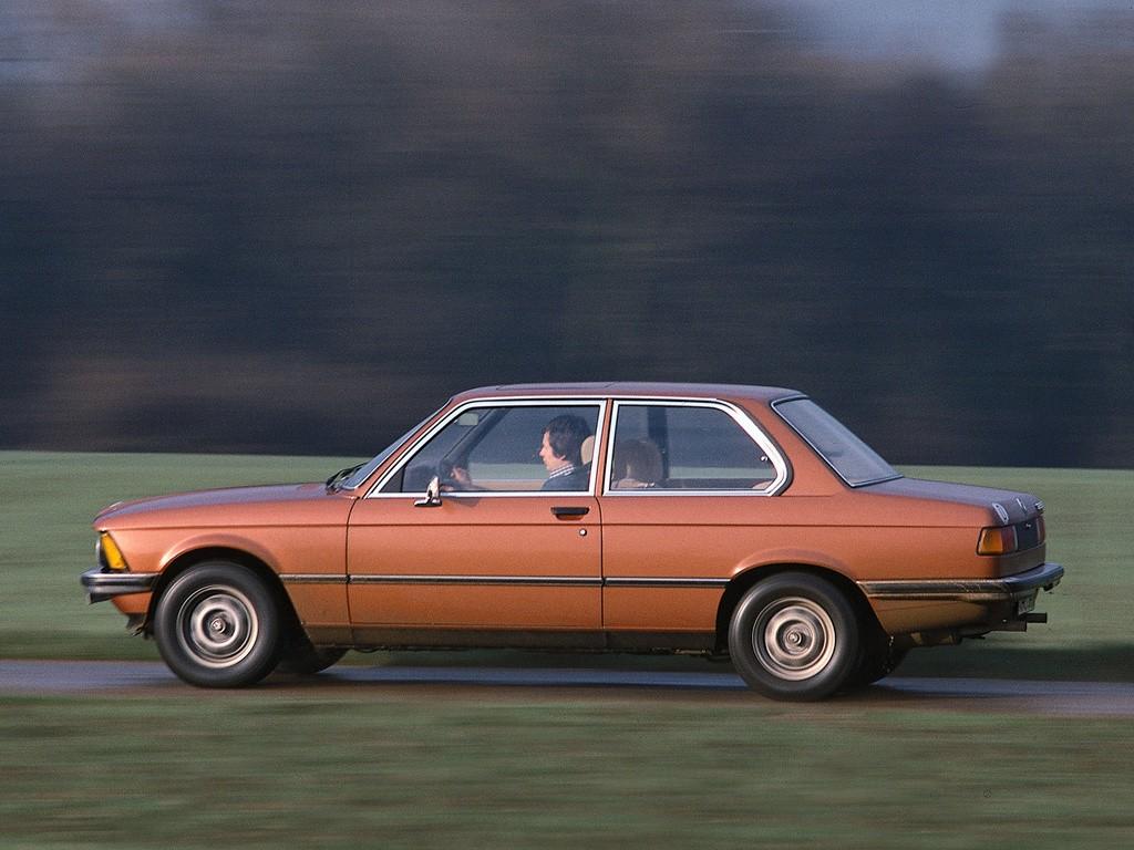 BMW 3 Series I (E21) 1975 - 1983 Sedan 2 door #5