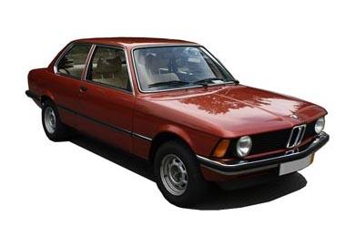 BMW 3 Series I (E21) 1975 - 1983 Sedan 2 door #2