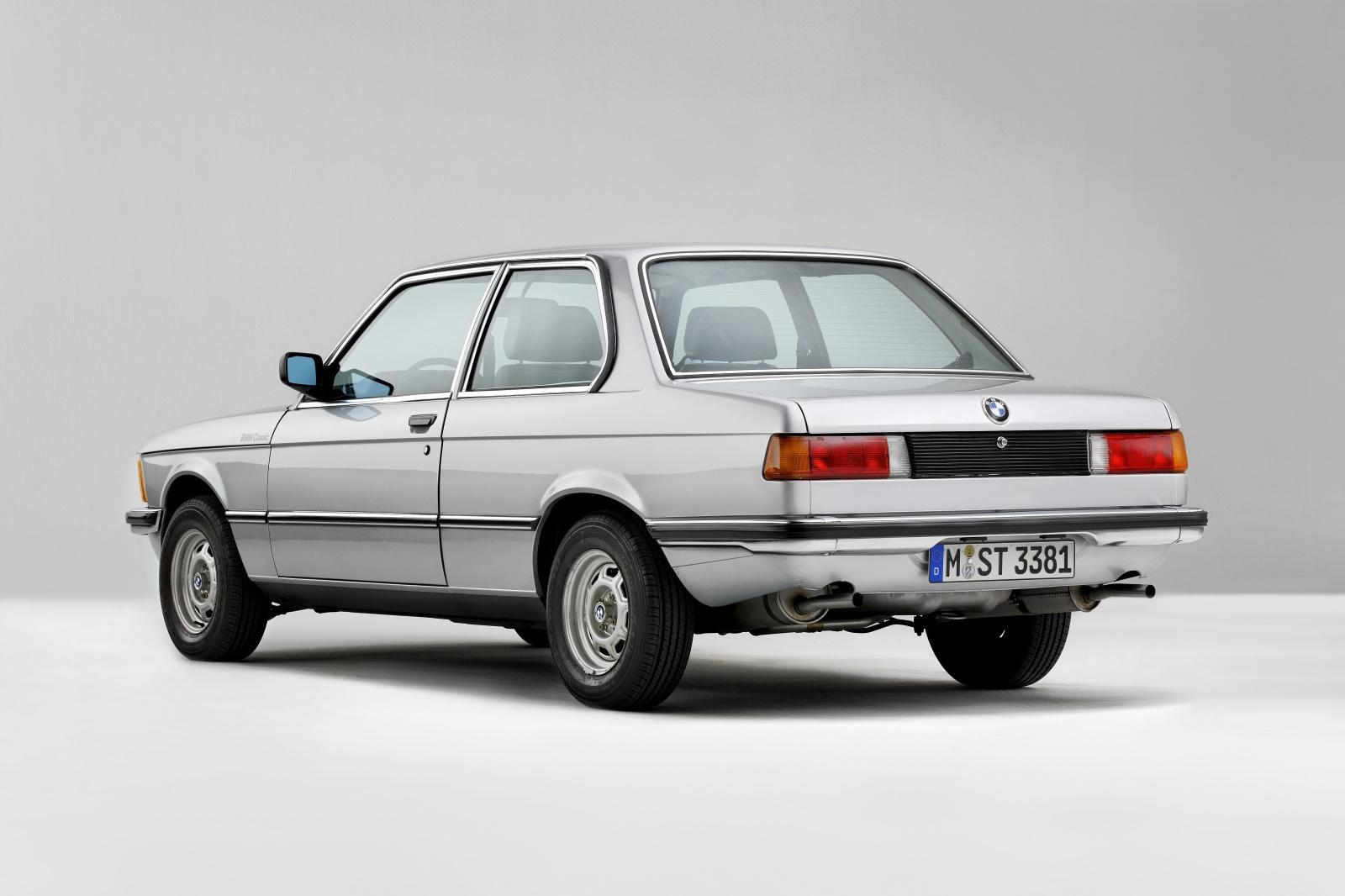 BMW 3 Series I (E21) 1975 - 1983 Sedan 2 door #4
