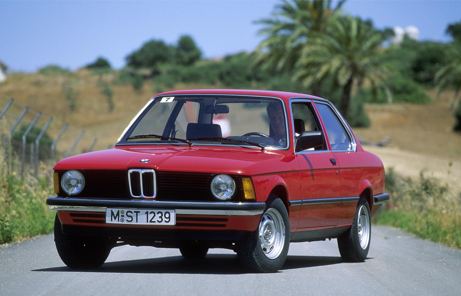 BMW 3 Series I (E21) 1975 - 1983 Sedan 2 door #3