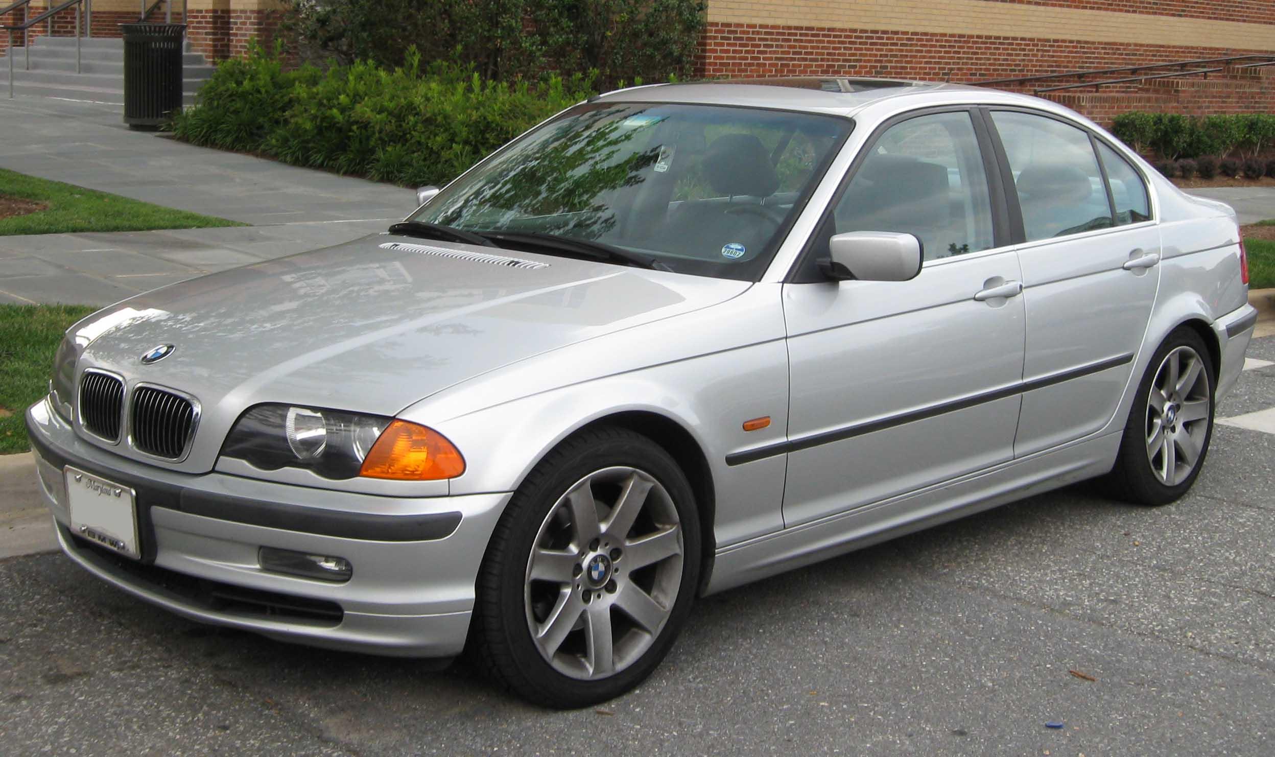 BMW 3 Series IV (E46) Restyling 2002 - 2006 Hatchback 3 door #4