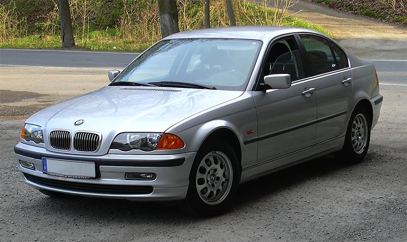 BMW 3 Series IV (E46) Restyling 2002 - 2006 Hatchback 3 door #5