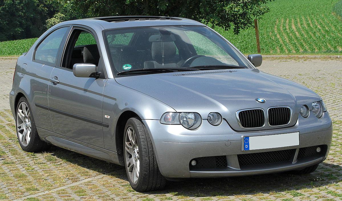 BMW 3 Series IV (E46) Restyling 2002 - 2006 Hatchback 3 door #6
