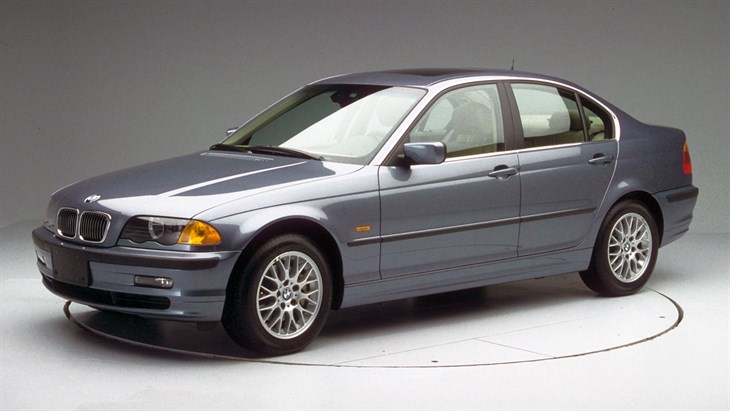 BMW 3 Series IV (E46) Restyling 2002 - 2006 Hatchback 3 door #3