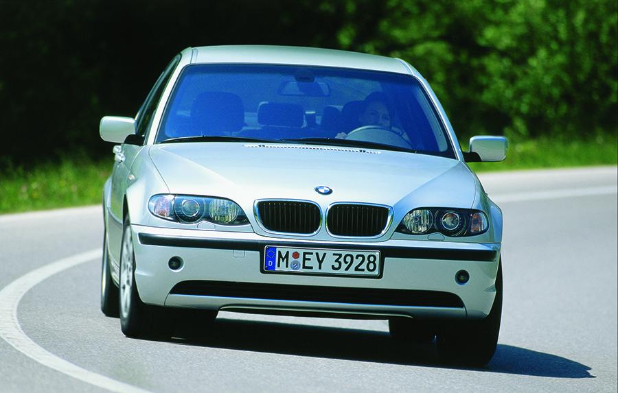 BMW 3 Series IV (E46) Restyling 2002 - 2006 Hatchback 3 door #1