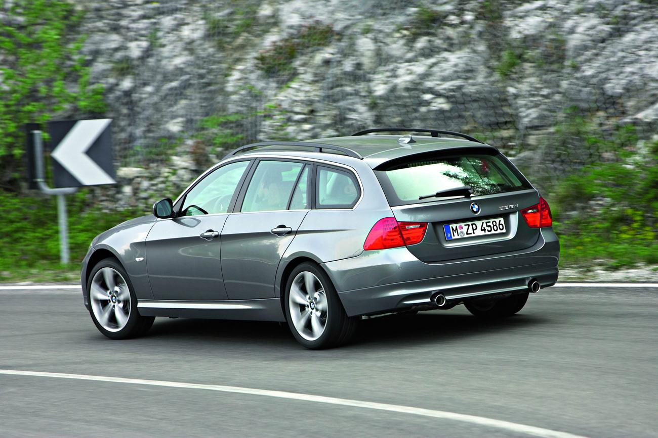3 Series Wagon / E90/E91/E92/E93 facelift / 3 series / BMW