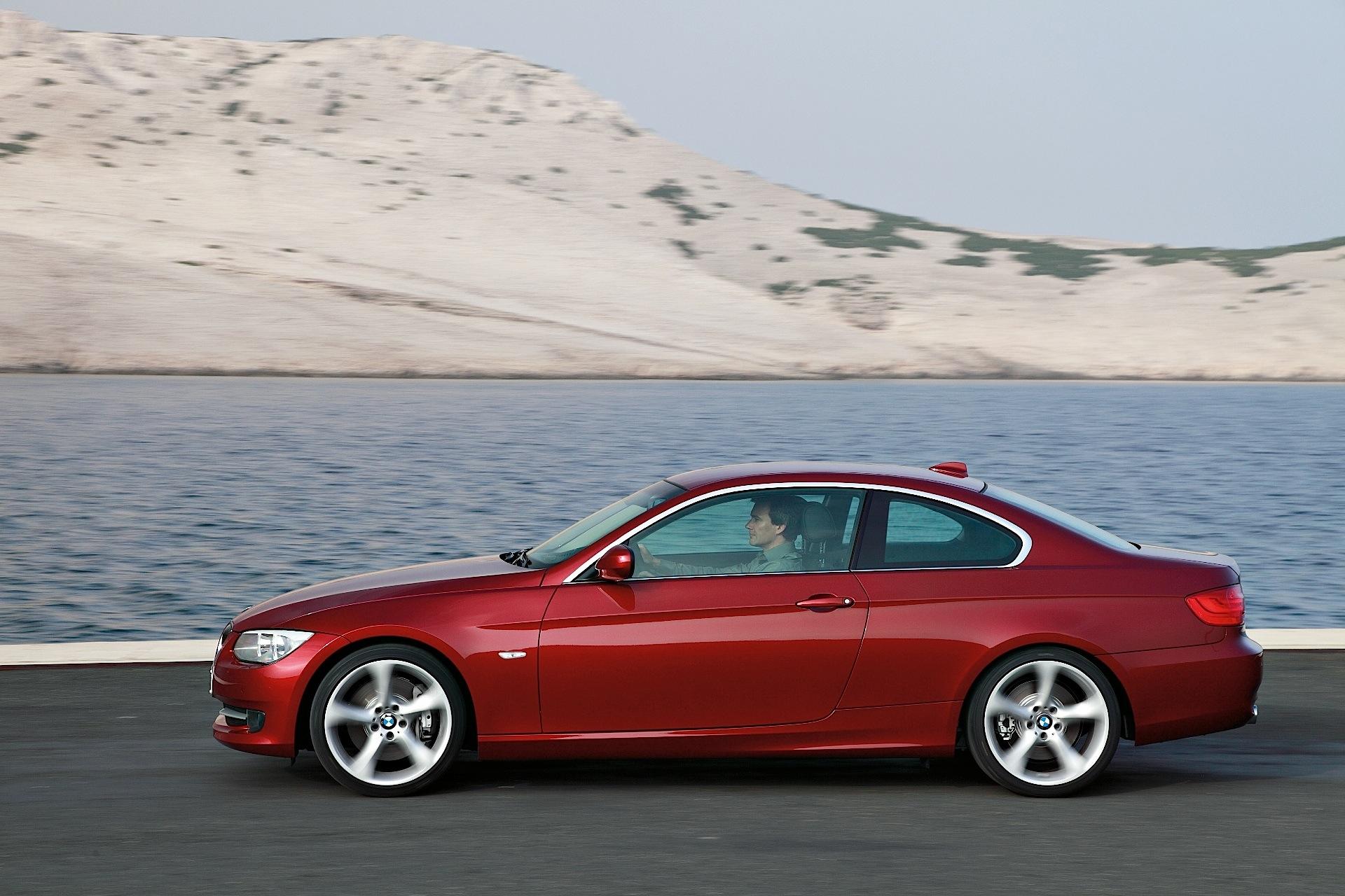 BMW 3 Series V (E90/E91/E92/E93) Restyling 2008 - 2012 Coupe #2