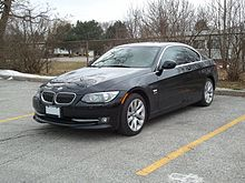 BMW 3 Series V (E90/E91/E92/E93) Restyling 2008 - 2012 Coupe #3
