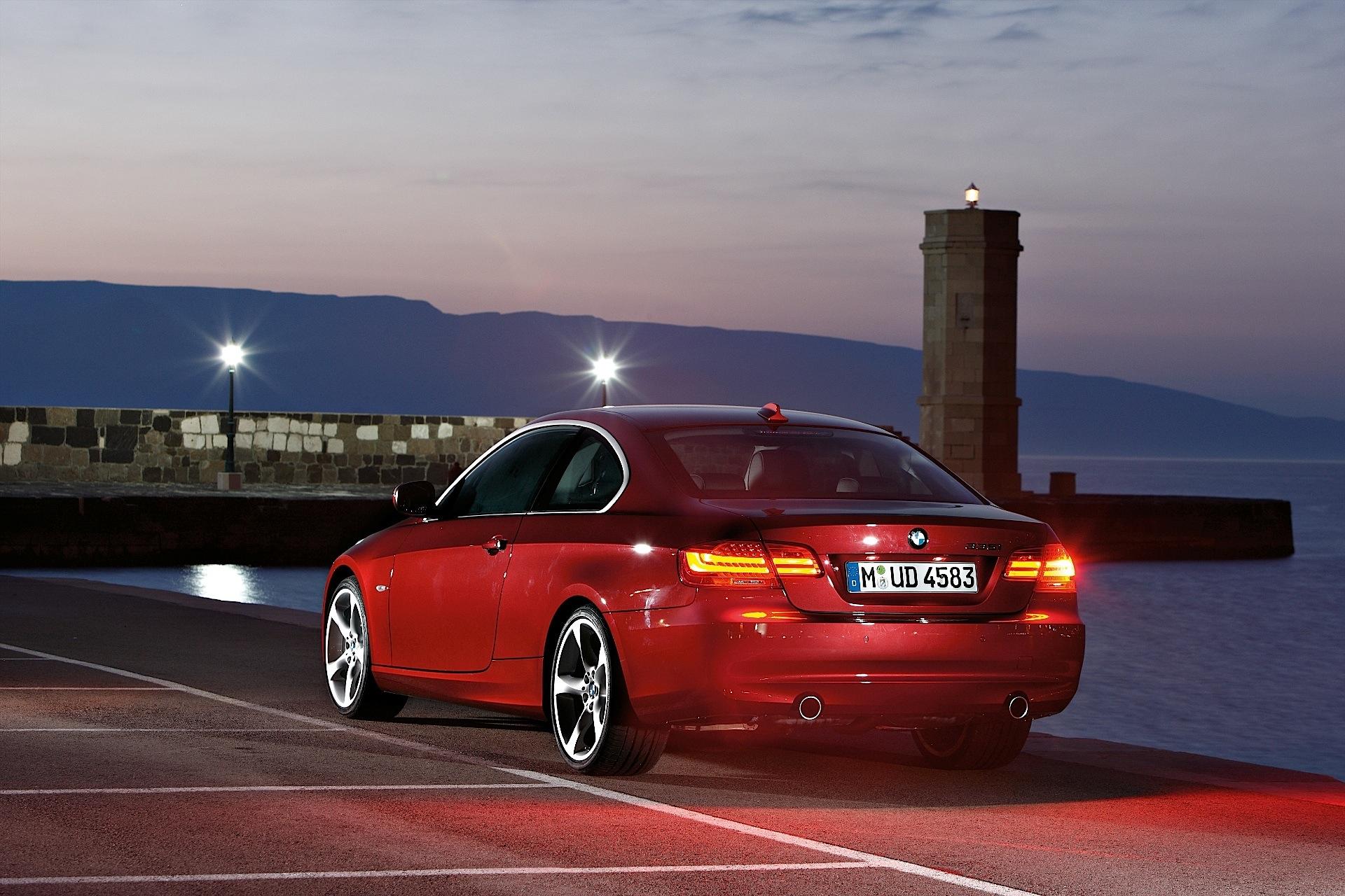 BMW 3 Series V (E90/E91/E92/E93) Restyling 2008 - 2012 Coupe #4