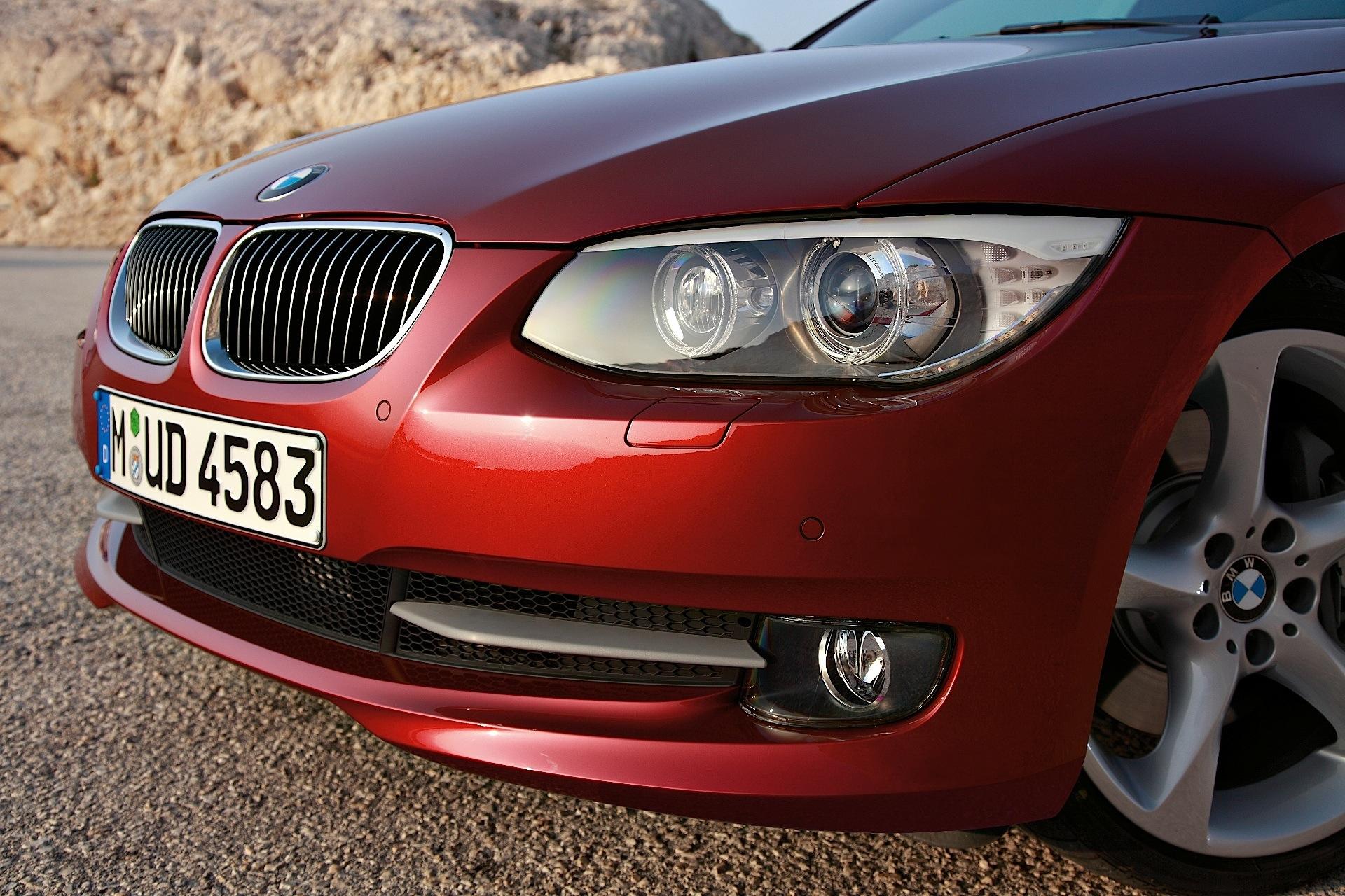 BMW 3 Series V (E90/E91/E92/E93) Restyling 2008 - 2012 Coupe #5