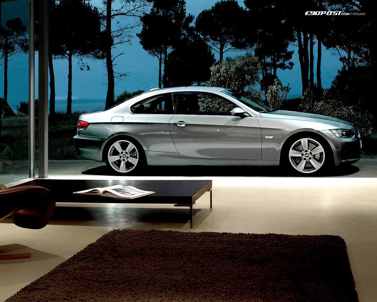 BMW 3 Series V (E90/E91/E92/E93) Restyling 2008 - 2012 Coupe #6